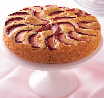 ... cake christmas in july plum cake fresh plum cake with almonds